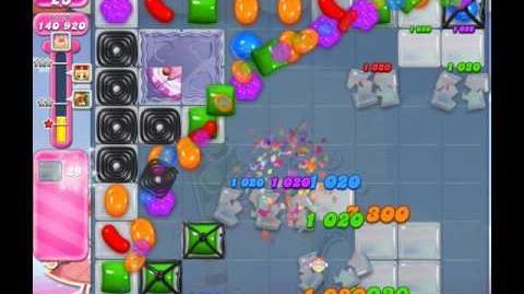 Candy Crush Saga Level 881 ( No Toffee Tornado ) No Boosters 2 Stars