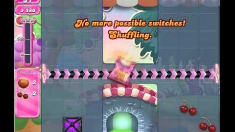 Candy Crush Saga Level 955 (No booster)
