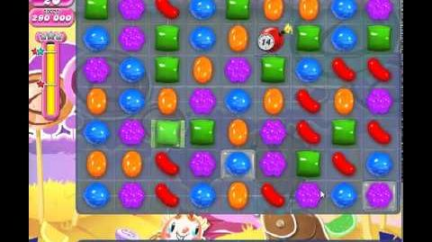 Candy Crush Saga Level 292 - 3 Star - no boosters