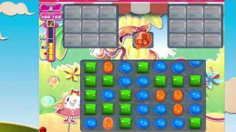 Candy Crush Saga Level 621 No Boosters 3 stars
