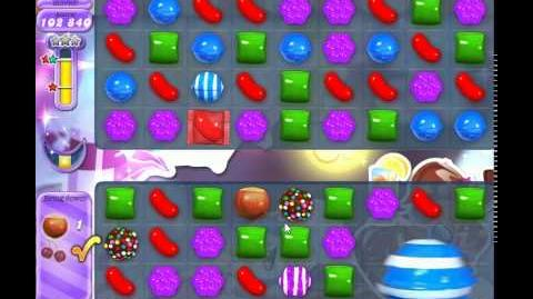 Candy Crush Saga Dreamworld Level 498(No booster, 3 Stars)