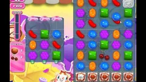 Candy Crush Saga Level 296 - 3 Star - no boosters