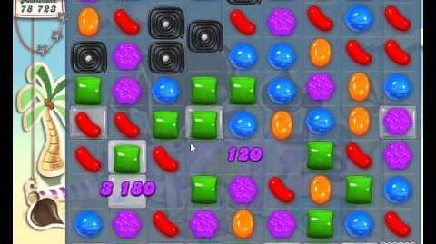Candy Crush Saga Level 123