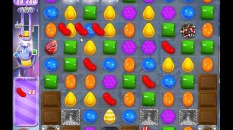 Candy Crush Saga Dreamworld Level 448 (Traumwelt)