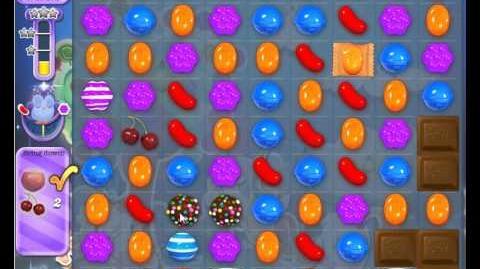 Candy Crush Saga Dreamworld Level 57 (Traumland)
