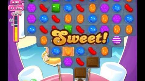 Candy Crush Saga Level 2258 - NO BOOSTERS