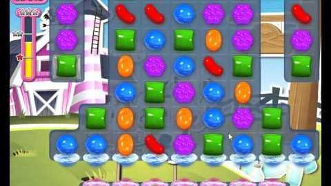 Candy Crush Saga Level 244