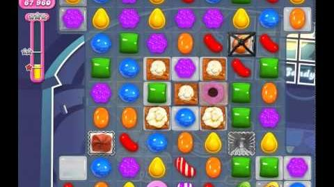 Candy Crush Saga Level 838