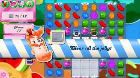 Candy Crush Saga Level 2516