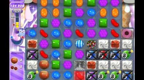 Candy Crush Saga Dreamworld Level 502 (No booster, 3 Stars)