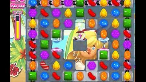 Candy Crush Saga level 905 (3 star, No boosters)