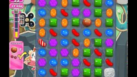 How to beat Candy Crush Saga Level 26 - 3 Stars - No Boosters - 106,520pts