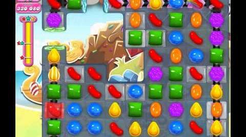 Candy Crush Saga level 800 (3 star, No boosters)