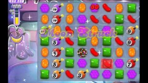 Candy Crush Saga Dreamworld Level 646 (Traumwelt)