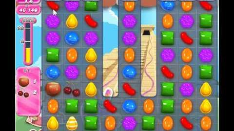 Candy Crush Saga Level 332 - 1 Star - no boosters