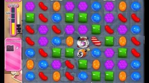 Candy Crush Saga Level 522