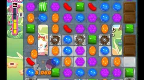 Candy Crush Saga Level 747 ✰✰✰ No Boosters