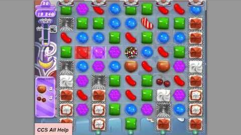 Candy Crush DREAMWORLD level 337