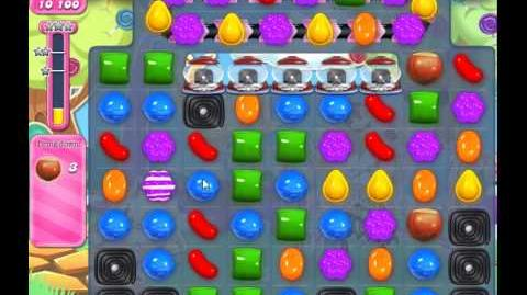 Candy Crush Saga Level 909
