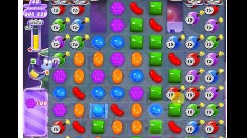 Candy Crush Dreamworld Level 374