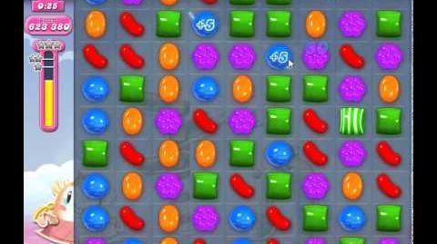 Candy Crush Saga Level 880