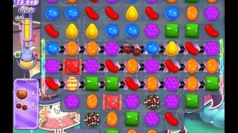 Candy Crush Saga Dreamworld Level 551 (Traumwelt)