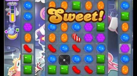 Candy Crush Saga Dreamworld Level 88 (Traumwelt)