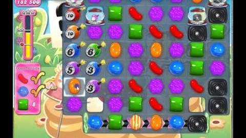 Candy crush saga level - 741 (No Booster)