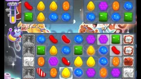 Candy Crush Saga Dreamworld Level 307 (Traumwelt)
