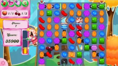 Candy Crush Saga LEVEL 2435 NO BOOSTERS (new version)