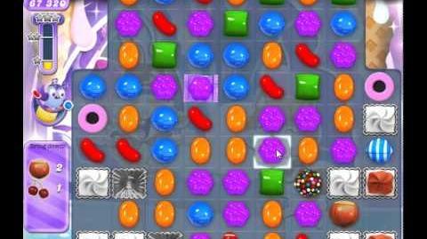 Candy Crush Saga Dreamworld Level 502 (Traumwelt)