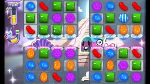 Candy Crush Saga Dreamworld Level 323 (Traumwelt)
