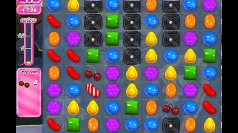 Candy Crush Saga Level 225 - 1 Star - no boosters