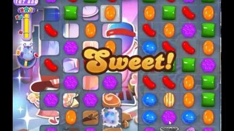 Candy Crush Saga Dreamworld Level 444 (Traumwelt)