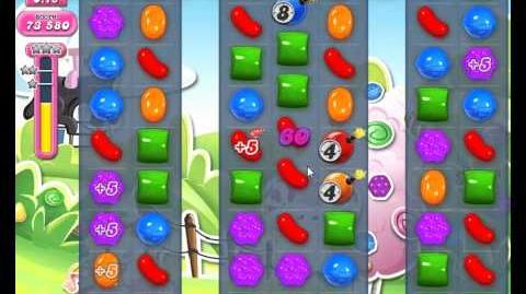 Candy Crush Saga Level 462