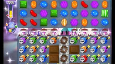 Candy Crush Saga Dreamworld Level 334 (Traumwelt)