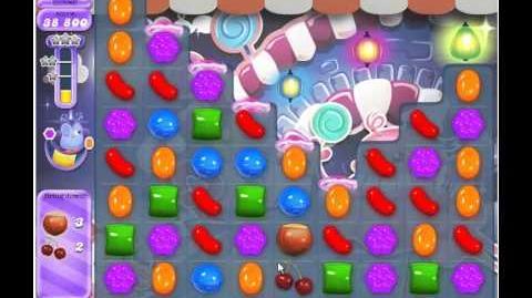 Candy Crush Saga Dreamworld Level 87 - No Boosters