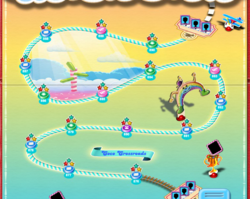 Coco Crossroads Map