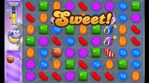 Candy Crush Saga Dreamworld Level 264 (Traumwelt)
