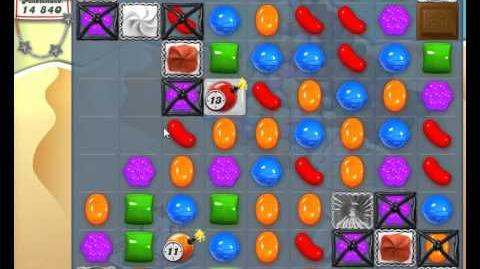 Candy Crush Saga Level 168