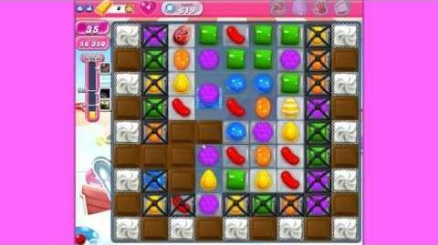 Candy Crush Saga level 619 NEW