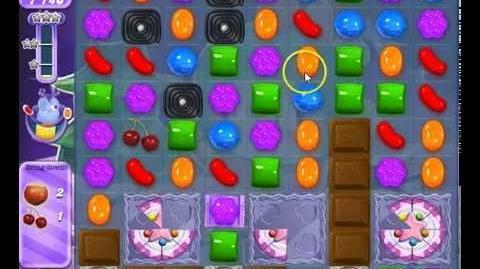Candy Crush Level 368 (Dreamworld) Odus