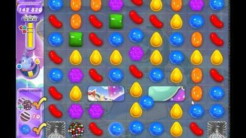 Candy Crush Saga Dreamworld Level 438 No Boosters