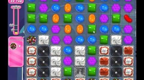 Candy Crush Saga Level 842
