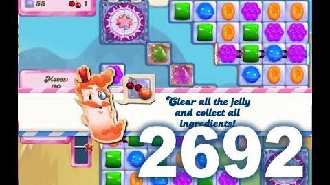 Candy Crush Saga Level 2692 HTML5 version-0