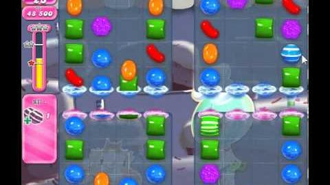 Candy Crush Saga Level 356 - 3 Star - no boosters
