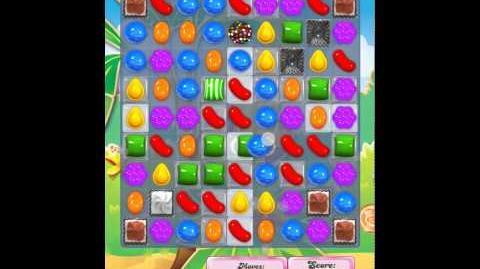 Candy Crush Saga Level 623 NO BOOSTER