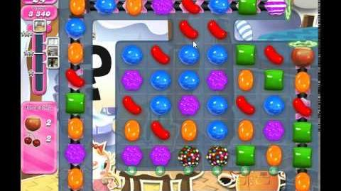 Candy Crush Saga Level 818 (No booster, 3 Stars)