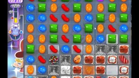 Candy Crush Saga Dreamworld Level 447 (Traumwelt)