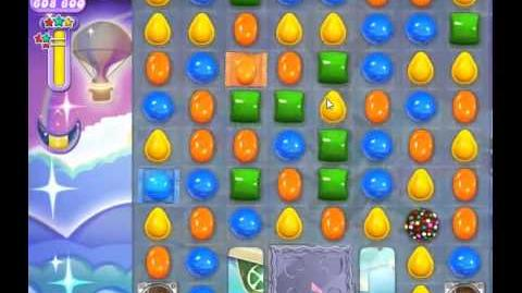 Candy Crush Saga Dreamworld Level 437 (Traumwelt)